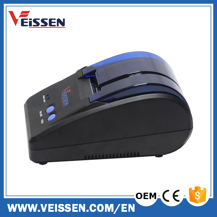 Cash Drawer Wireless Barcode Scanner Combo 58mm USB POS Receipt Thermal Printer