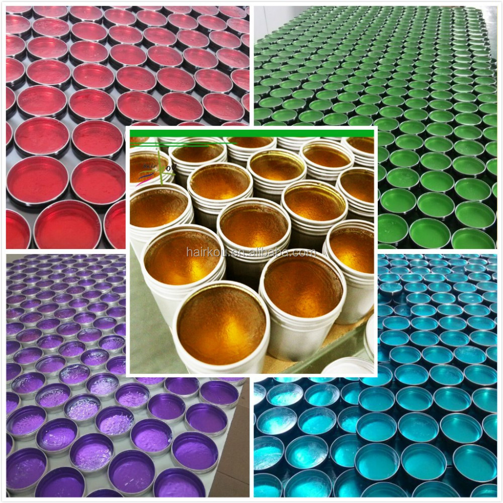 Wholesale Super September Purchasing Pomade Wax For Men Hair Styling Water Soluble Pomade Wax
