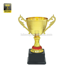 Trophy champion metal trophy cup award/low grade trophies