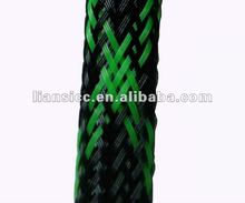 "7/8"" braided expandable sleeves for fishing rod covers"