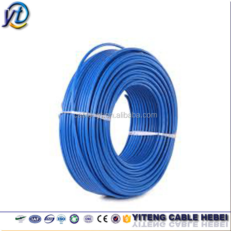 china Cable OEM Manufacturer Copper CCA Conductor Building House Wiring Flexible wire PVC insulated