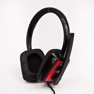free sample best colorful headphones computer moblie phone headset headphone with mic H015