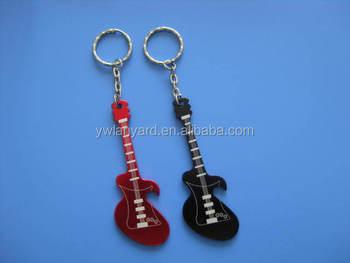 Custom Guitar Keychains Bottle Opener - Buy Guitar Keychains Bottle ... 017f9f47772b