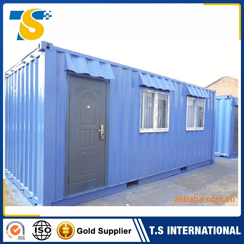 Hot Sale prefabricated container homes cabins