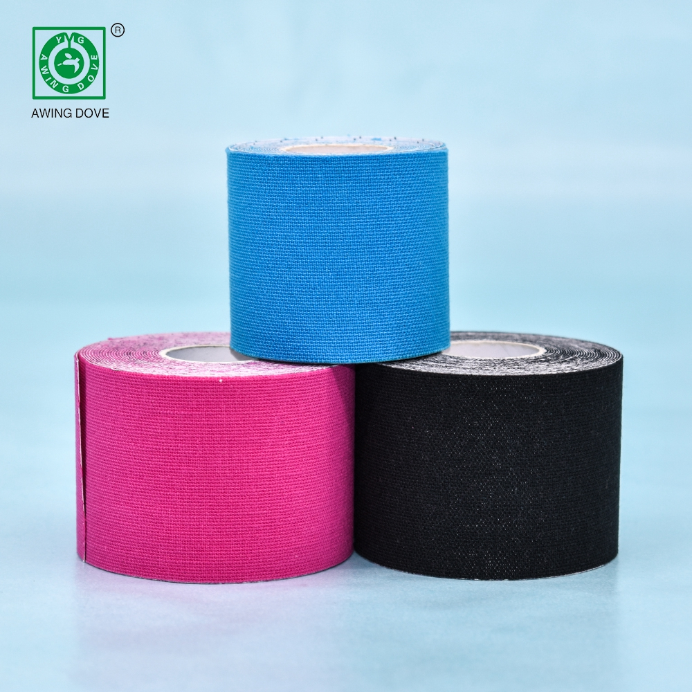 Microporous Medical Grade Double Sided Adhesive 7.5cmx5m Cotton Surgical Tape