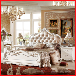 cheap price french style furniture bedroom 1621#