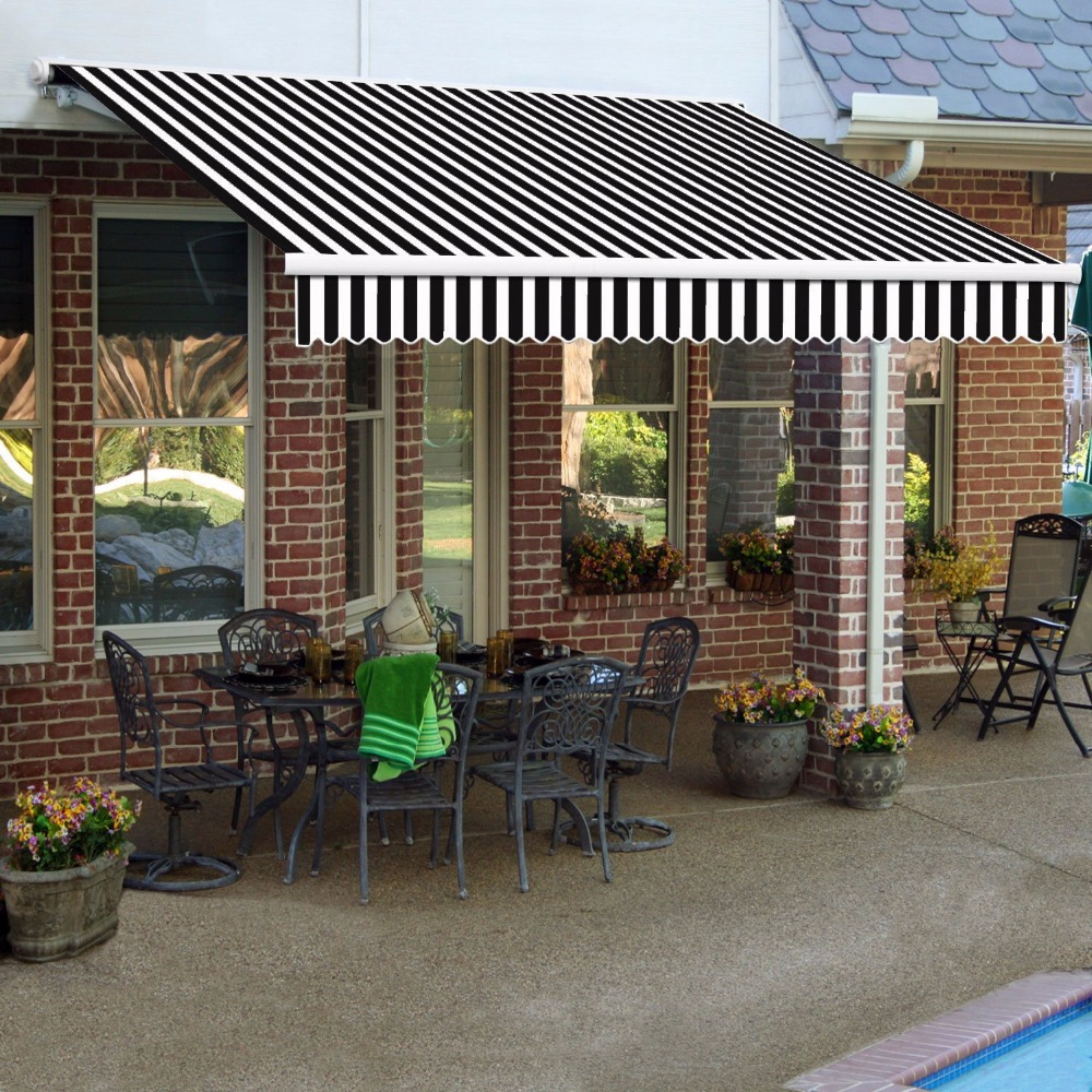 +270 Retractable Awning For Pergola | Home Decor