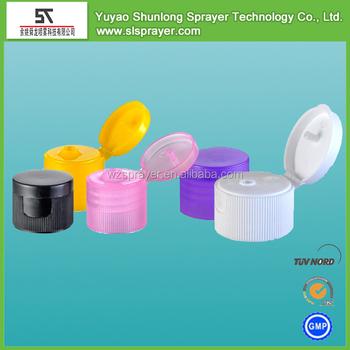 25mm Plastic Bottle Cap,Non Spill Plastic Bottle Cap Heat Seal ...