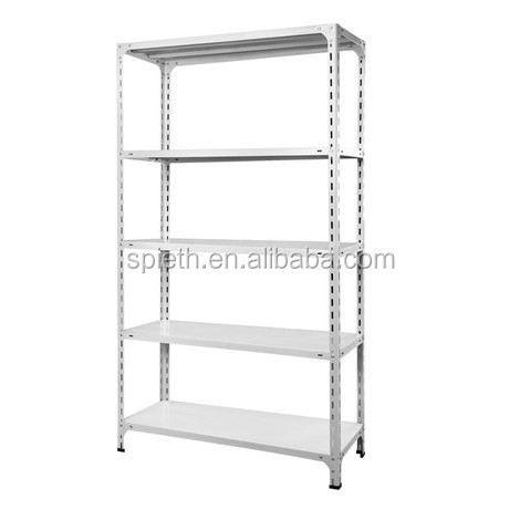 GARAGE scaffalature Heavy Duty Racking 4 Tier BOLTLESS unità acciaio ripiani Warehouse
