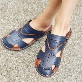 Men Beach Shoes Fashion Style Sandals