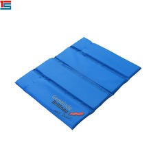 Foldable seat cushion, outdoor portable camping mat