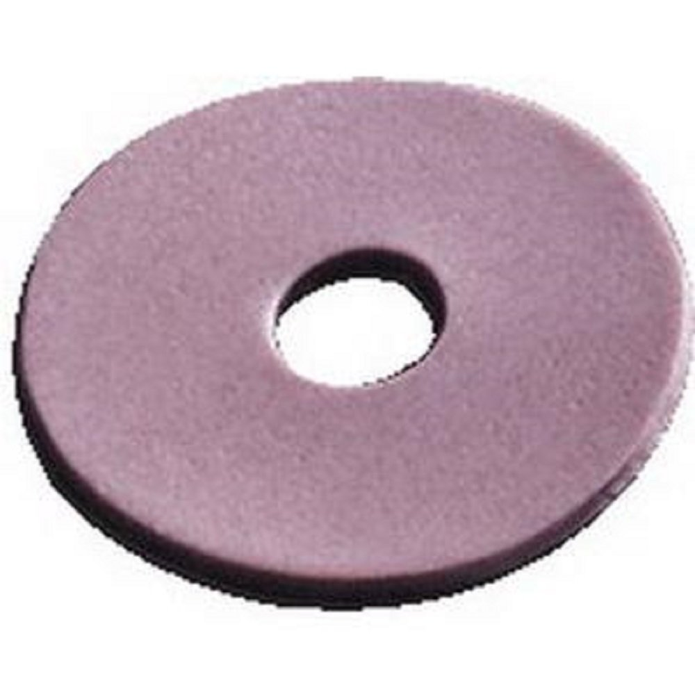 """Torbot - Colly-Seel -Super-thin Disc - 3-1/2"""" OD Round - 1/2"""" Starter Hole - White"""