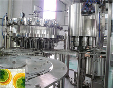 High Quality Soft Drink Canning Machine/Soda Can Beverage Production Line
