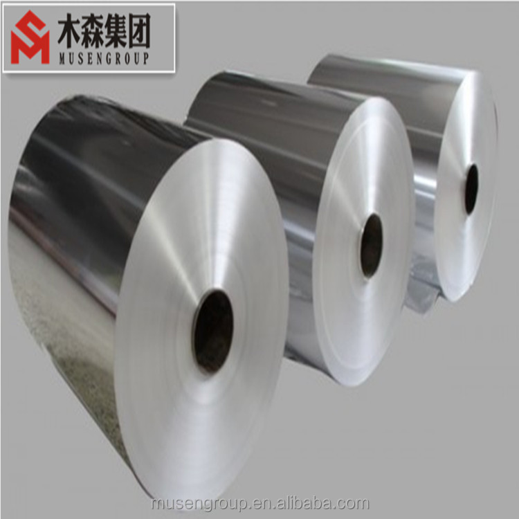 0.006-0.02mm 1145/1235/8011-O Electrical Cable Aluminum Foil
