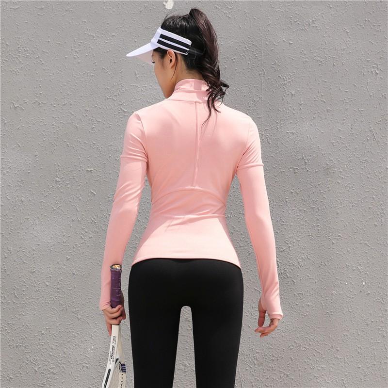 Slim Yoga Jacket 5