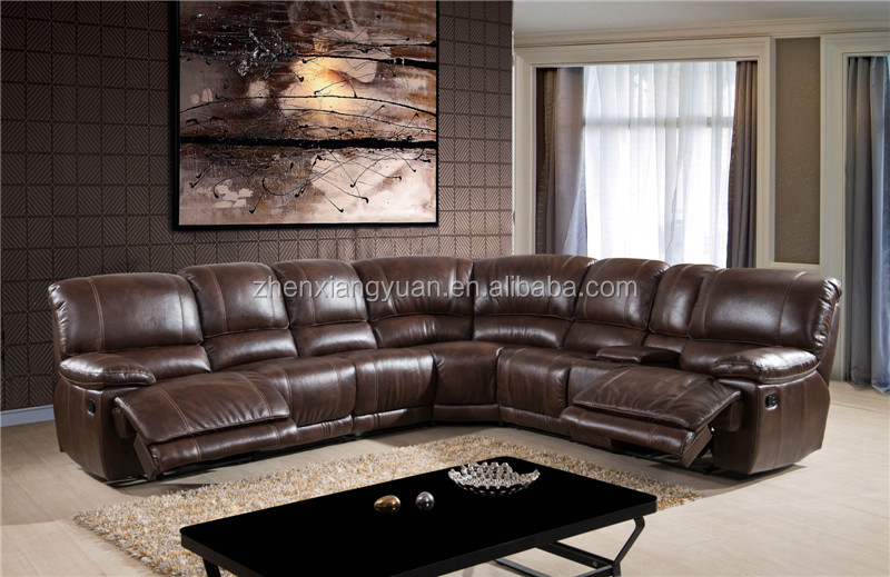 2016 New Design Chocolate Color Recliners,Leather Air Recliner Sofa   Buy  Contemporary Leather Recliner Sofa,2016 New Design Recliner Sofa,Chocolate  Brown ...