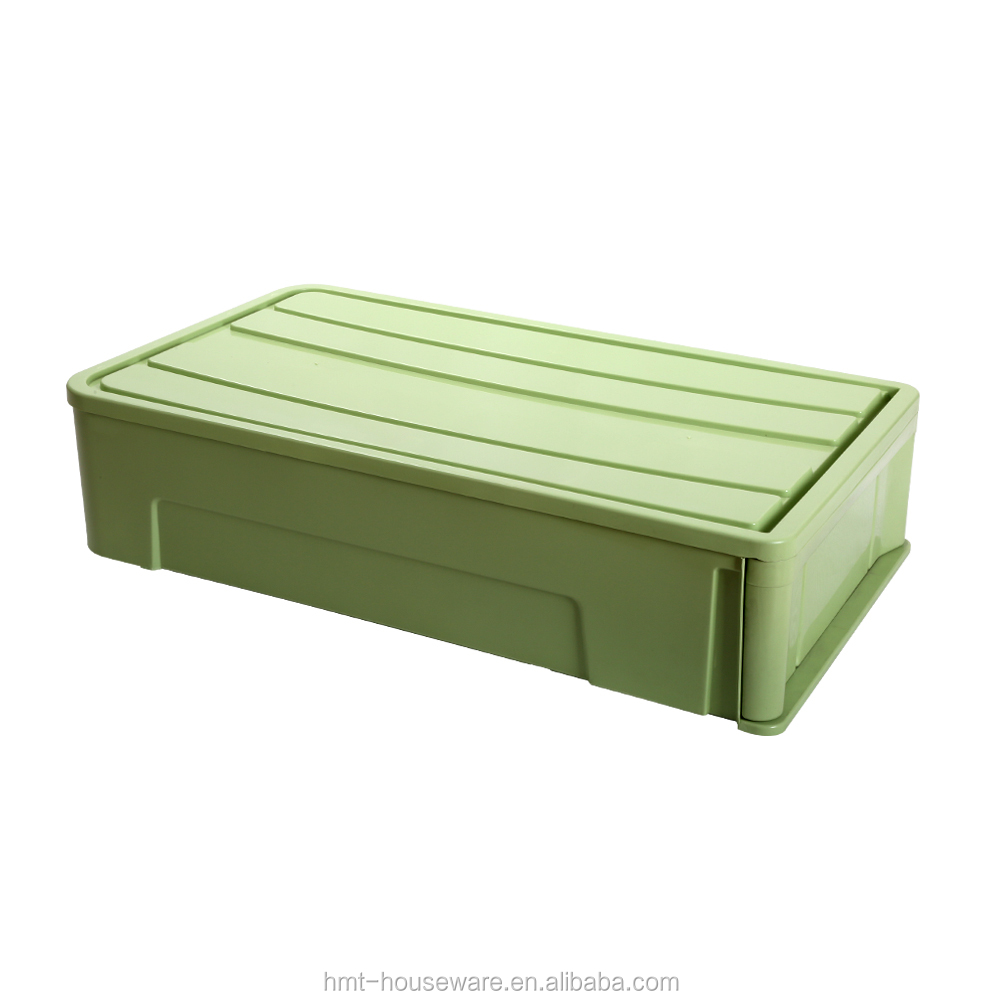 hot selling products Houseware Plastic Storage Box With Lid