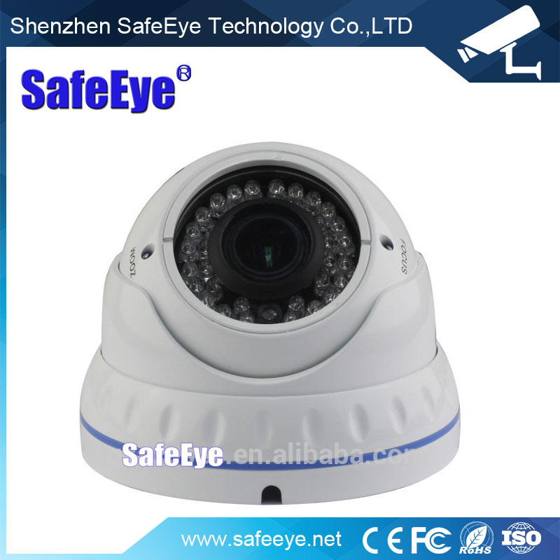 2MP 1080P Hybrid AHD Dome Camera with 2.8-12mm varifocal Zoom lens Hybrid 4 in 1 Camera New Hybrid AHD Camera
