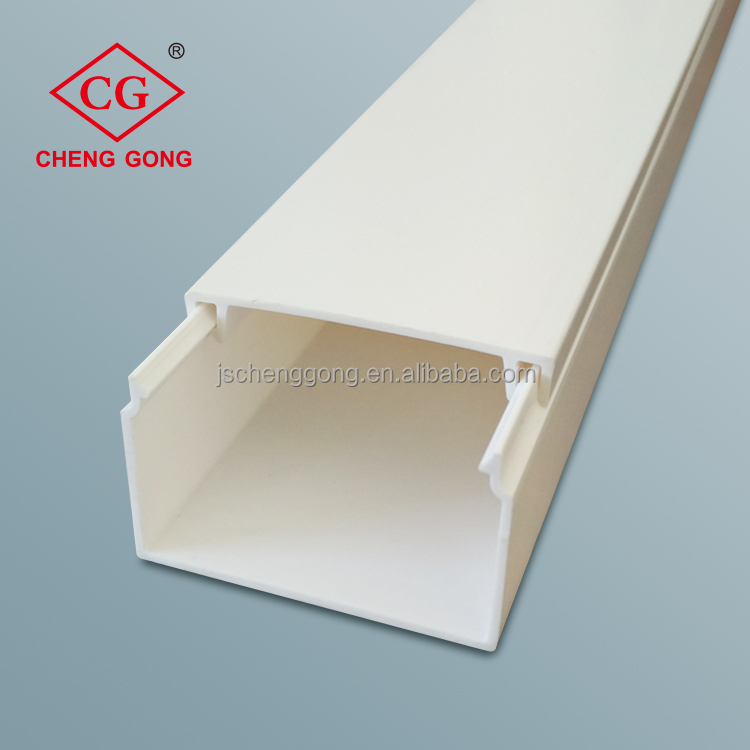 PVC pipe trunking of New-type extrusion