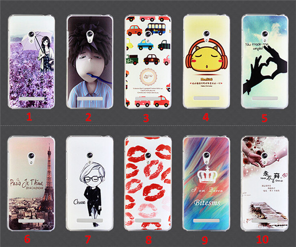 New Fashionable Slim Case For Asus Zenfone 5case Cover For Asus
