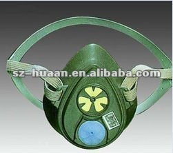 half face gas mask/safety gas mask with high quality