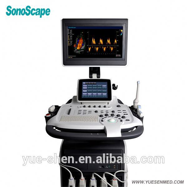Factory price hospital equipment medical trolley medical ultrasound