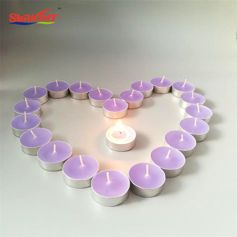 Advent Fragrance Oil Luxury Set Tea Light Candle