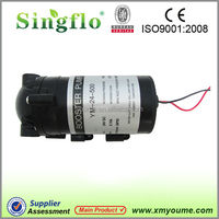 SINGFLO RO boost pump for drinking water system