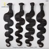 China Supplier Wholesale Unprocessed Healthy Remy Natural wet and wavy human hair bulk hair