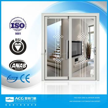 Nuovo Stile Alla Moda Top Vendita Porte In Alluminio Per Esterni ...