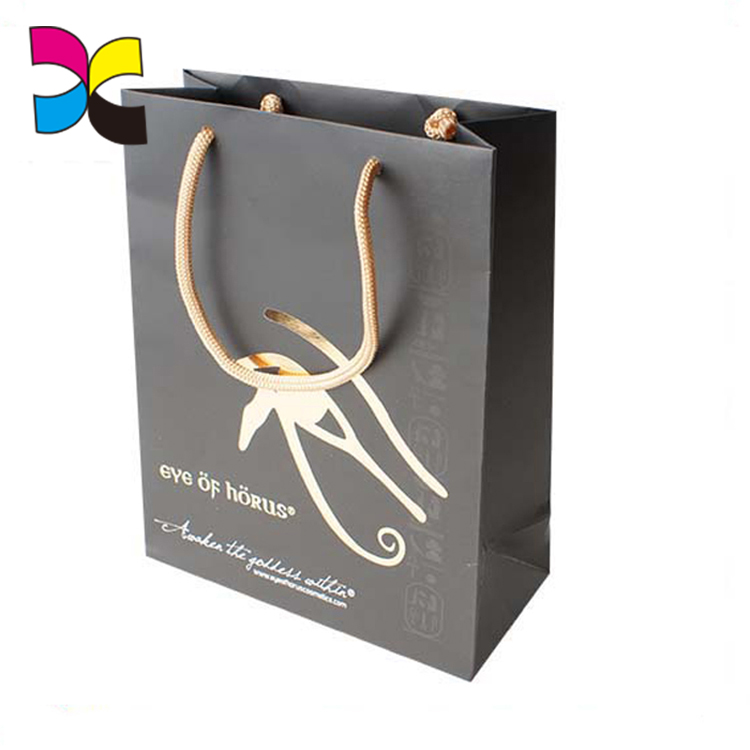make in China CMYK customized design popular cheap price wholesale paper bag