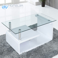 high quality 12mm tempered glass table