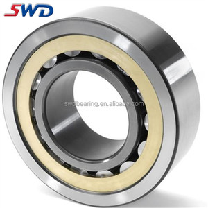 All type of bearing NU NJ NF NUP Cylindrical roller bearing size chart bearing factory NU203ECP