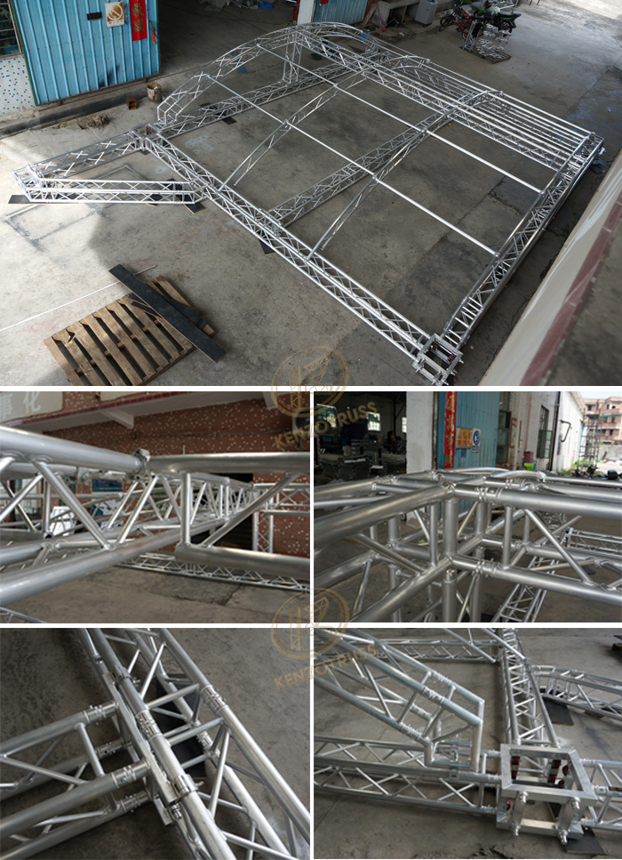 Outdoor Stage Roof Truss, Show Stage Roof, Canopy Roof