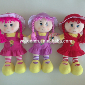 cuddly cute Stuffed Pirate doll / plush dolls for girls stuffed plush articulated doll