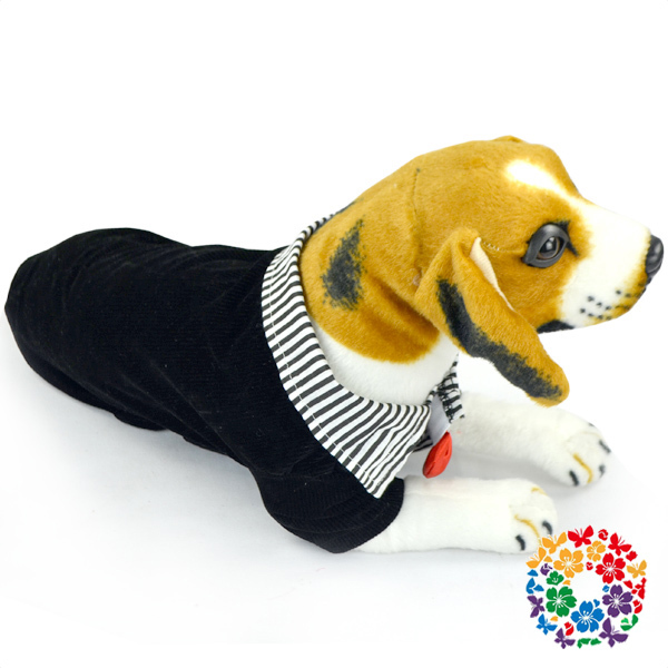 9babaf33d4a1 Hot Sale!!!Cheap Black Dog Clothes For Small Dogs Various Pet Puppy Dog