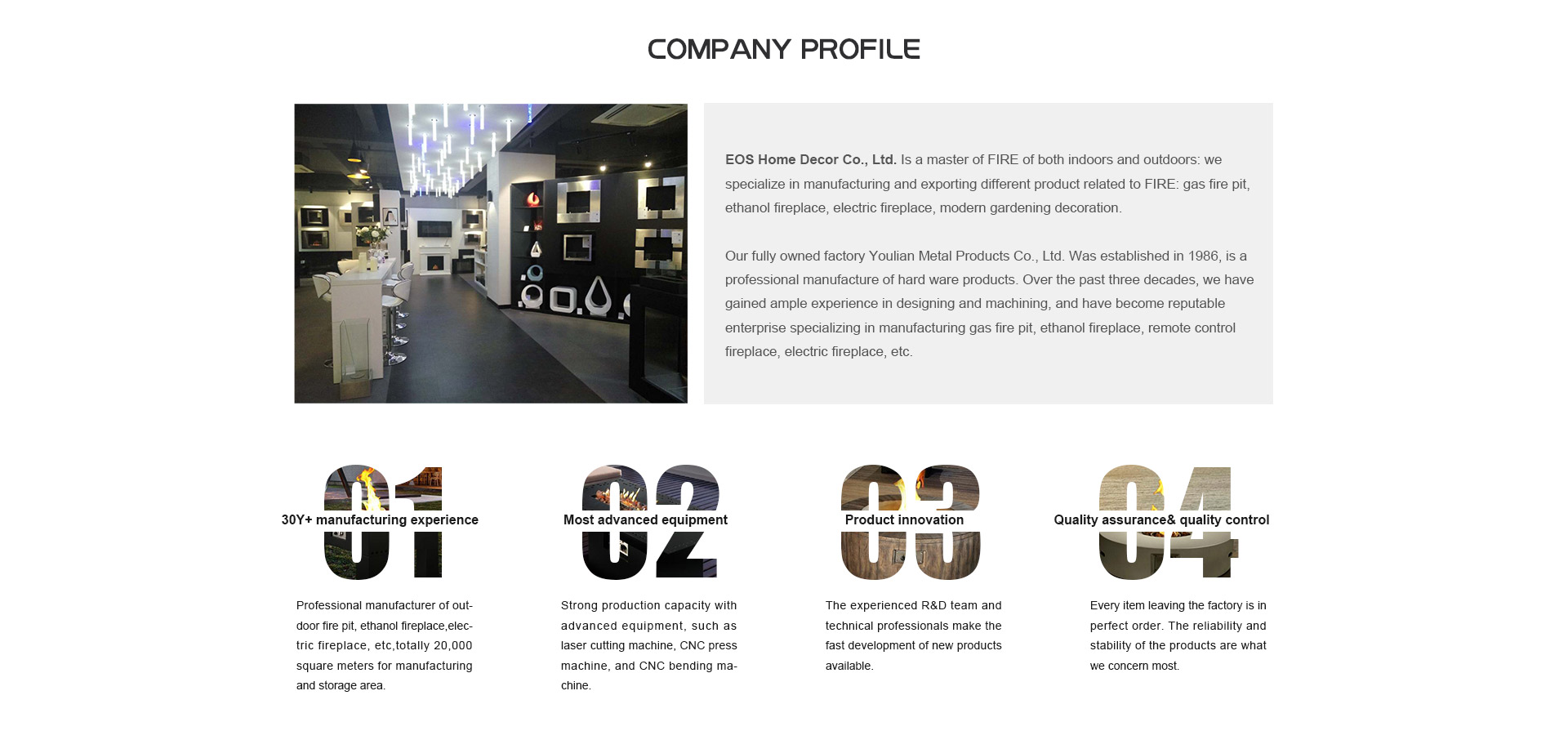 Guangzhou EOS Home Decor Co Ltd