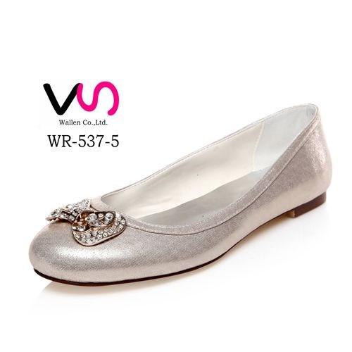 de plata de comunión zapatos para niños niñas flor wr-537-5 vestido