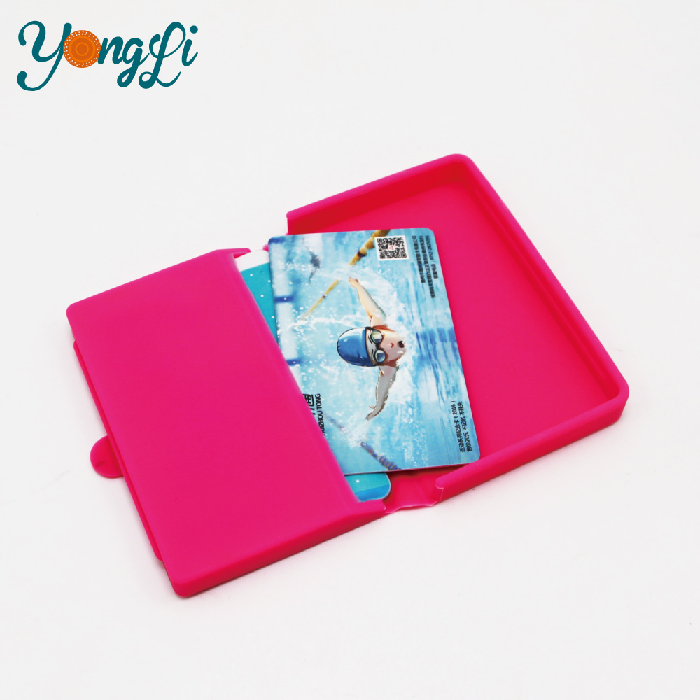 Business Case Silicone Memory Card Case