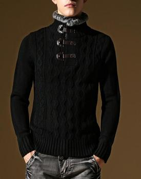 S9 Winter Turtleneck Mens 100 Cashmere Pullover Sweater Buy High