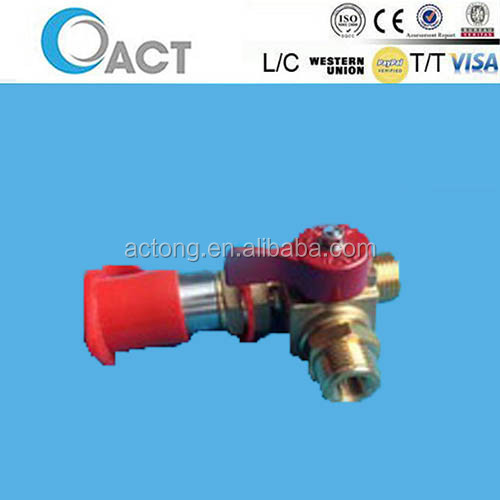 LPG CNG GPL NGV accessories filling valve /charge valve