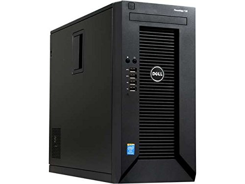 New Dell PowerEdge T20 Mini-tower Server System, Intel Pentium G3220 3.0GHz, 3M Cache, Dual Core (65W), 4GB Memory, No Hard Drive, No Optical Drive, No Operating System