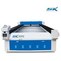 senke hot sale table top nonmetal co2 laser cutting and engraving machine for wood acrylic MDF board/plywood laser cutter