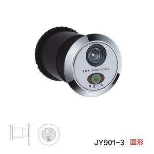High Quality Plastic Wide angle door viewer camera peephole doorbell