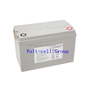 12V 100Ah LiFePO4 battery pack (Lead-acid battery replacement)