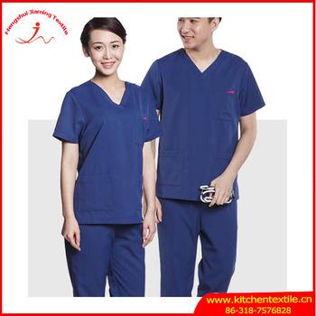 f6843b4b531 Hospital Medical Scrubs Uniforms scrub suits hospital uniform design
