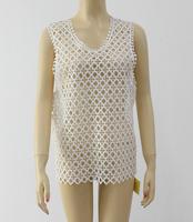 italian fashion latest design elegant lace tops for ladies