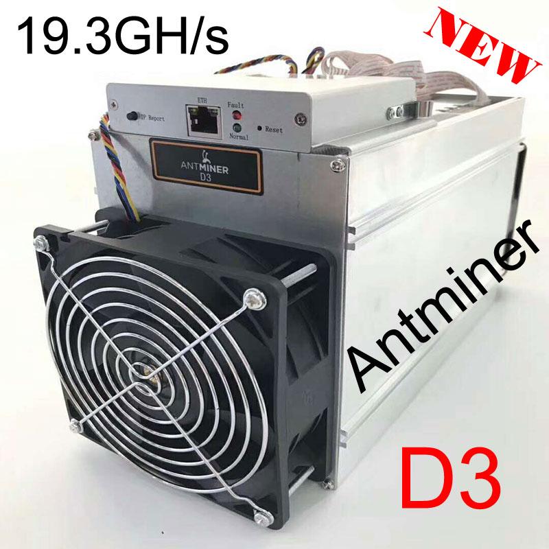 2018 Bitmain Antminer D3 19 3gh/s Dash Miner 1200w Dash X11 Asic Miner  Dashcoin Mining Machine - Buy Antminer D3 19 3gh/s,Antminer D3,Dash Miner  1200w