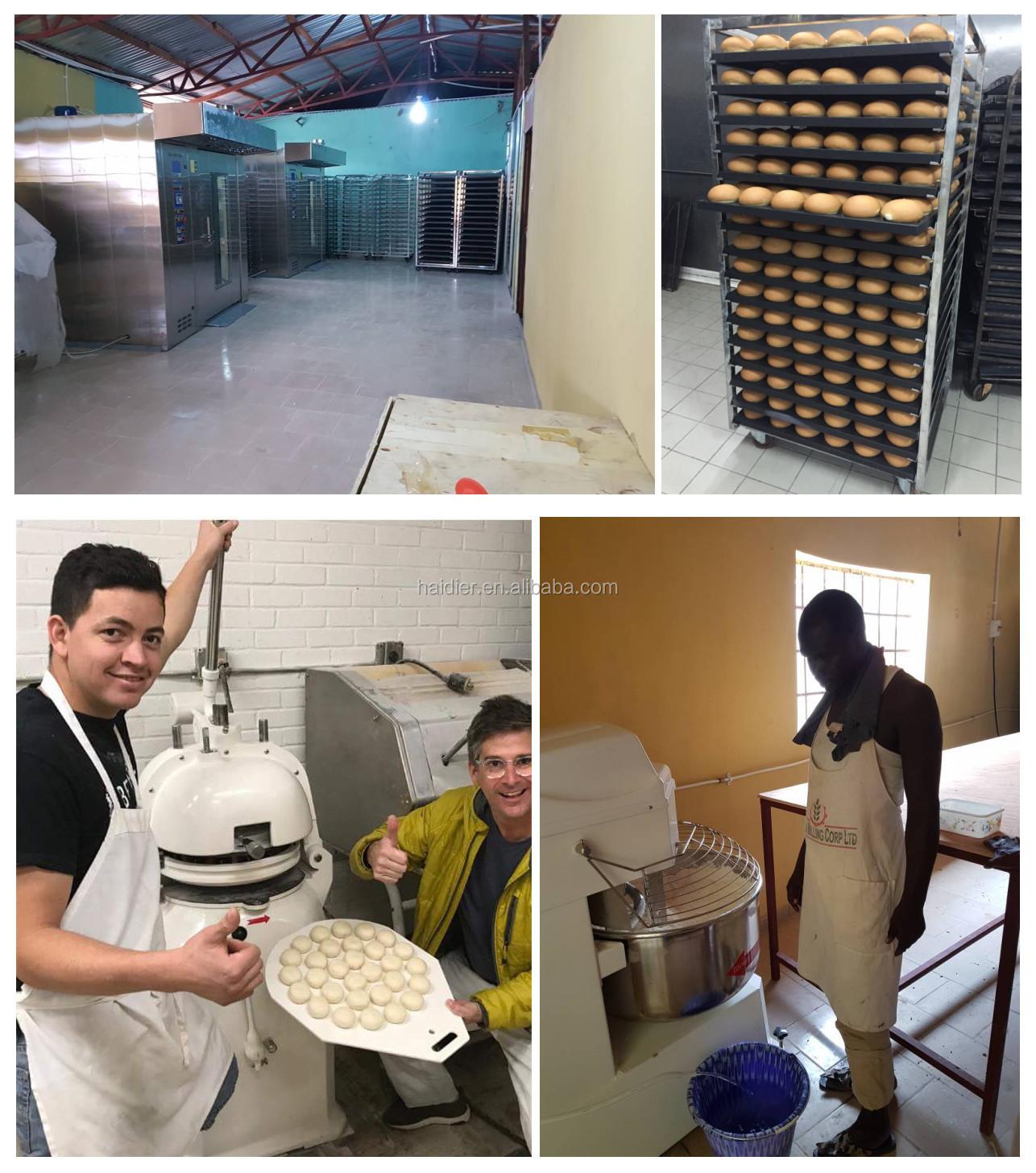 Listrik Komersial Adonan Pizza Roller/Pembagi Pembulatan Mesin Bola