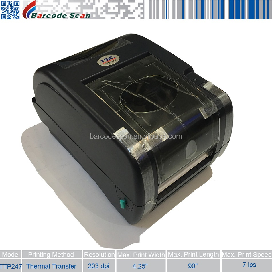 TSC 247 BARCODE PRINTER DRIVER WINDOWS